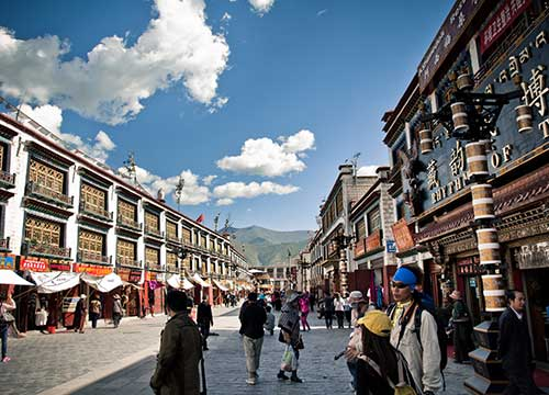 Lhasa Surroundings